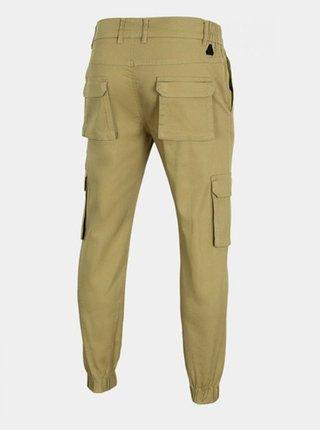 Pánské kalhoty Outhorn SPMC601  Béžová