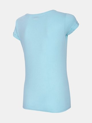 Dámské tričko Outhorn TSD606  Tyrkysová