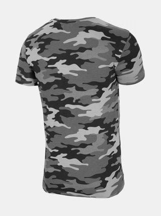 Pánské tričko Outhorn TSM625  Šedá