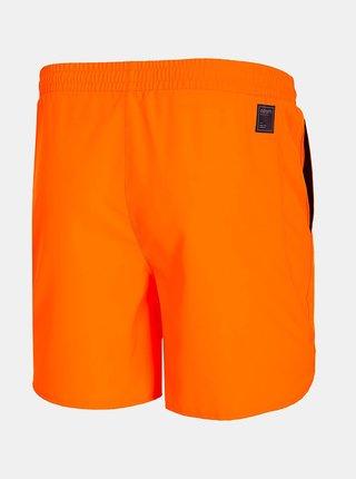 Pánské funkční šortky Outhorn SKMF600 Oranžová