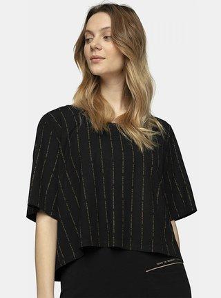 Dámské tričko Outhorn TSD630  Černá