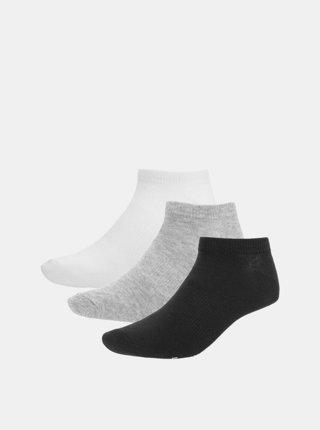 Dámské ponožky Outhorn SOD600A  Bílá