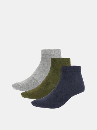 Pánské ponožky Outhorn SOM600  Šedá