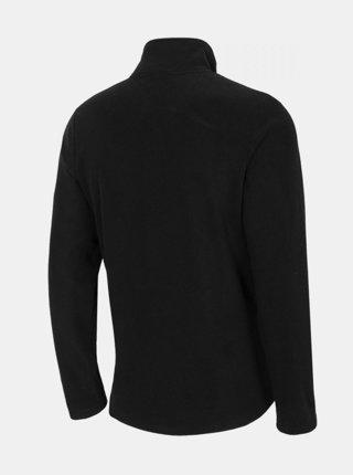 Pánská fleecová mikina Outhorn PLM600  Černá