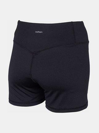 Dámské sportovní šortky Outhorn SKDF600  Černá