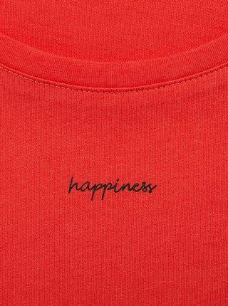 Dámské tričko Outhorn TSD629  Červená