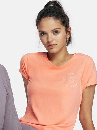 Dámské tričko 4F TSD201 Lososová