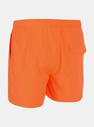 Pánské plavkové šortky 4F SKMT001  Oranžová