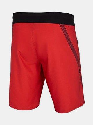 Pánské šortky 4F SKMT003  Červená