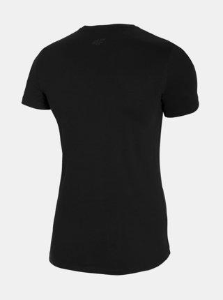 Pánské tričko 4F TSM202  Černá
