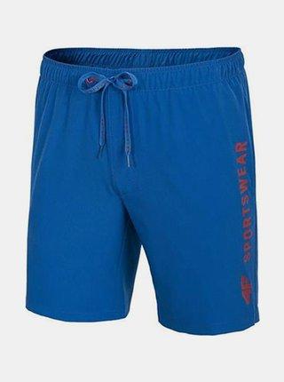 Pánské plážové šortky SKMT002  Modrá