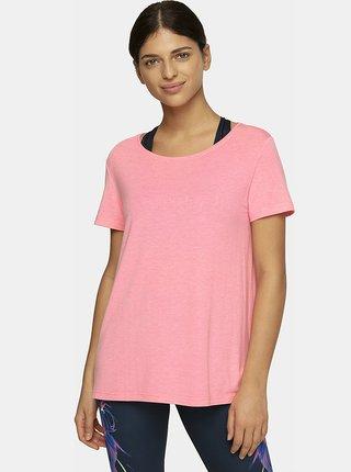 Dámské tričko 4F TSD307  Růžová