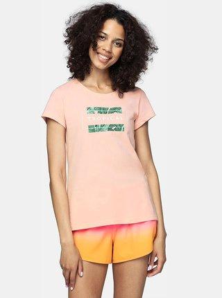 Dámské tričko 4F TSD250  rů