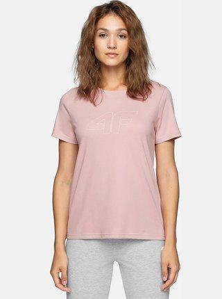 Dámské tričko 4F TSD304  Fialová