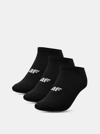 Pánské ponožky 4F SOM301A  Černá