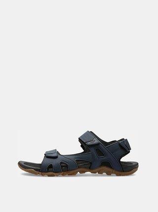 Pánské sandály 4F SAM202  Modrá
