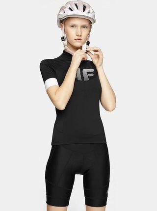 Dámské cyklistické tričko 4F RKD450  Černá
