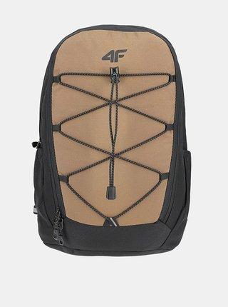 Městský batoh 4F PCU230  Hnědá