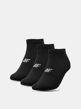 Dámské ponožky 4F SOD302A  Černá