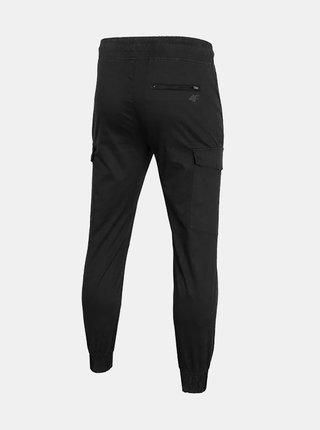 Pánské městské kalhoty 4F SPMC301  Černá