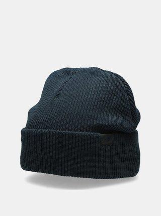 Pánská zimní čepice 4F CAM303 Modrá
