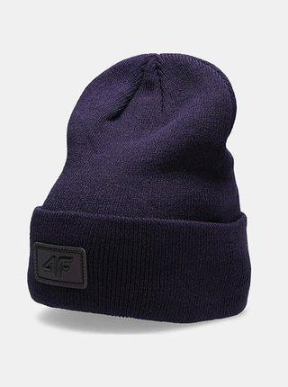Dámská zimní čepice 4F CAD302  Fialová