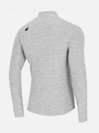 Pánské fleecové prádlo 4F BIMP300  Šedá