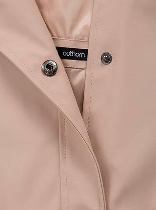 Dámský kabát Outhorn KUD603  Růžová