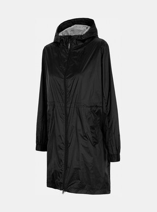 Dámský kabát Outhorn KUD600  Černá