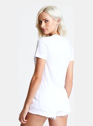 Dámské tričko Dare2B DWT516 Ease Of Mind Tee  Bílá