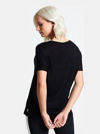 Dámské tričko Dare2B DWT519 Pick It Up Tee  Černá