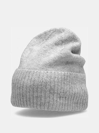 Dámská zimní čepice 4F CAD202  Šedá