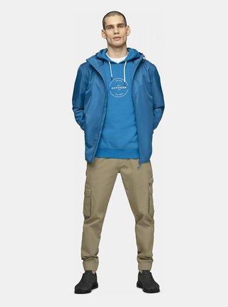 Pánská outdoorová bunda Outhorn KUMT600  Modrá