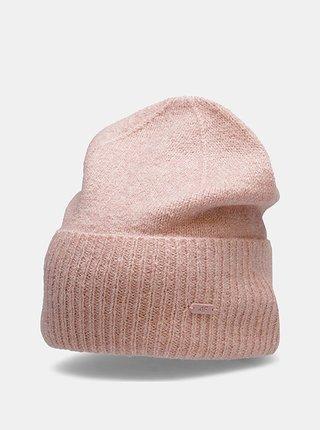 Dámská čepice 4F CAD202  Růžová