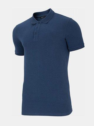 Pánské polo tričko Outhorn TSM626 Modrá