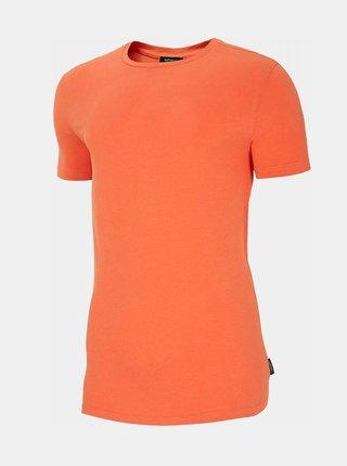 Pánské tričko Outhorn TSM600 Lososová