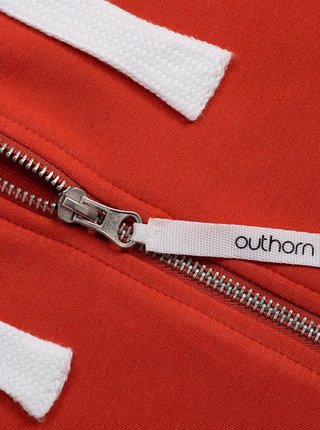 Dámská mikina Outhorn BLD600  Červená