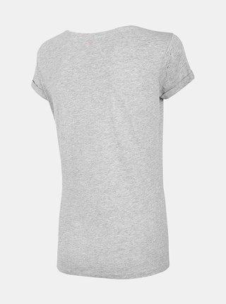Dámské tričko Outhorn TSD606  Šedá