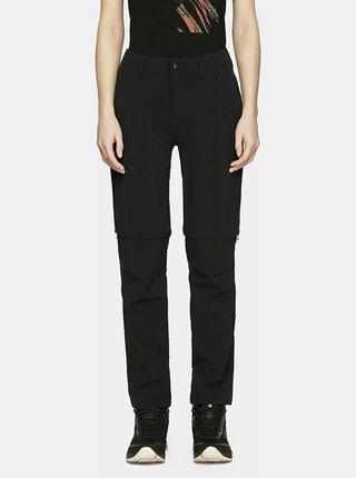Dámské outdoorové kalhoty 4F SPDT150  Černá