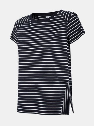 Dámské bavlněné tričko Outhorn TSD605 Modrá