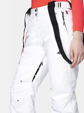 Dámské lyžařské kalhoty 4F SPDN100  Bílá