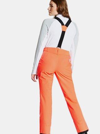 Dámské lyžařské kalhoty DARE2B DWW460 Effused  Oranžová