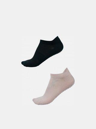 Dámské ponožky 4F (2 páry) SOD209  Růžová