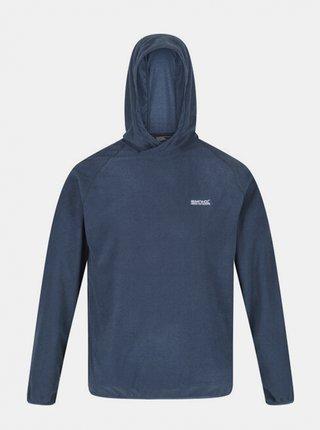 Pánská fleecová mikina Regatta RMA478 Montes Hoody 4TB Modrá
