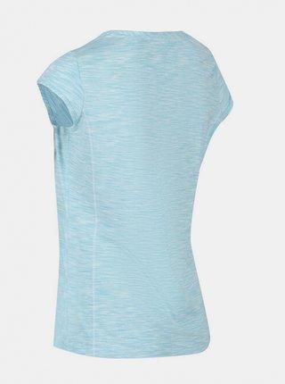 Dámské tričko REGATTA RWT140 Wm Hyperdimension P7D Modrá