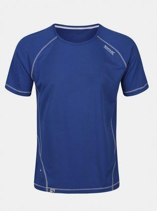 Pánske funkčné tričko REGATTA RMT164 Virda II 48U Modrá