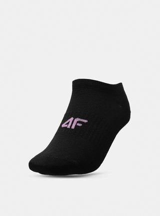 Dámské ponožky (3 páry) SOD302  Růžová