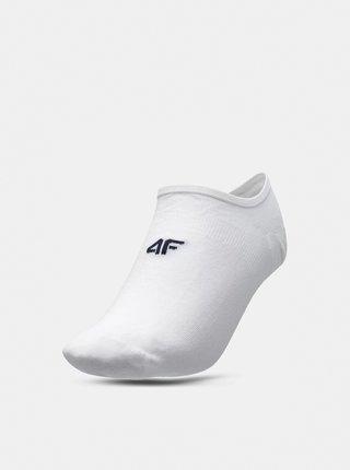 Pánské ponožky (3 páry) 4F SOM300  Modrá