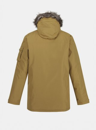 Pánská zimní bunda Regatta RMP285 Salinger II K2R Hnědá
