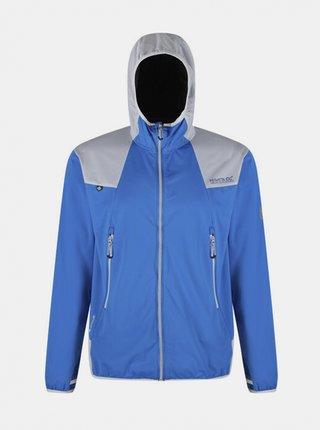 Pánská softshellová bunda Regatta RML150 Static IV Modrá MOdrá